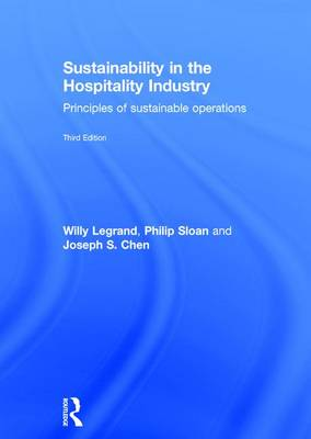 Sustainability in the Hospitality Industry by Willy Legrand