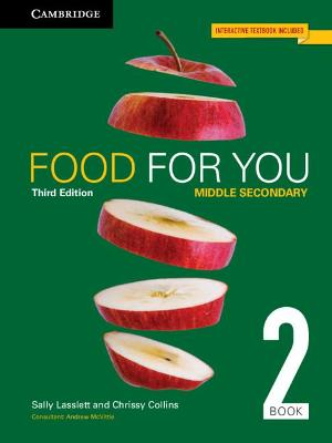 Food for You Book 2 by Sally Lasslett
