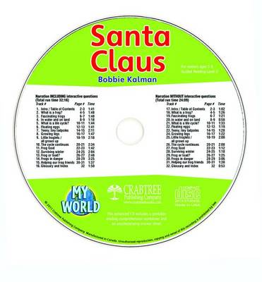 Santa Claus - CD Only by Bobbie Kalman