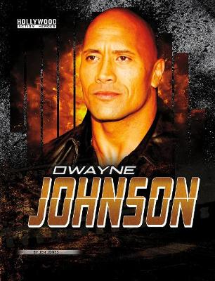 Dwayne Johnson by Jen Donatelli