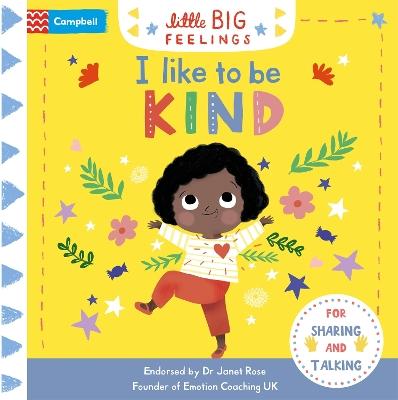 I Like to be Kind book