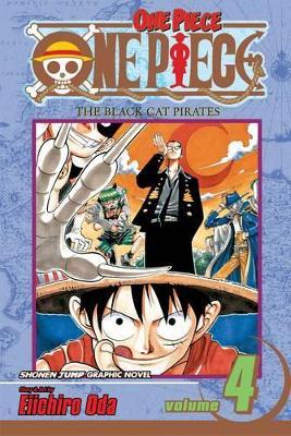 One Piece, Vol. 4 book