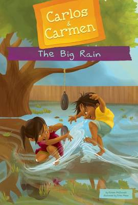 The Big Rain by Kirsten McDonald