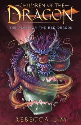 The Race for the Red Dragon: Children of the Dragon 2 book
