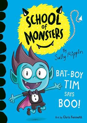 Bat-Boy Tim says BOO!: School of Monsters book