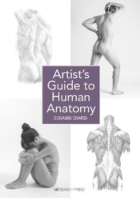 Artist's Guide to Human Anatomy by Giovanni Civardi