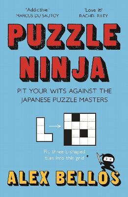 Puzzle Ninja by Alex Bellos