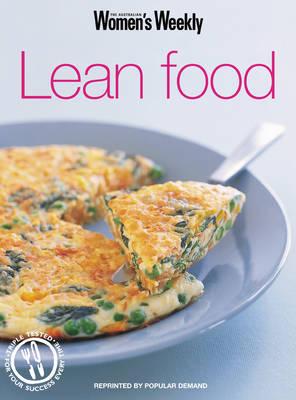 Lean Food by Pamela Clark