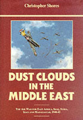 Dust Clouds in the Middle East by Christopher F. Shores