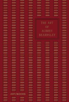 Art of Aubrey Beardsley book