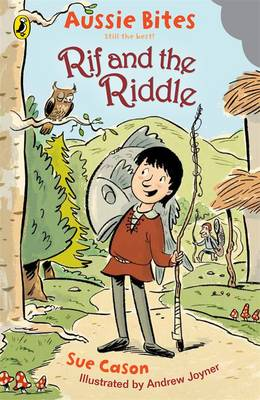 Rif and the Riddle by Sue Cason