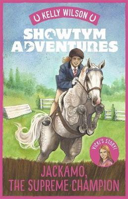 Showtym Adventures 7: Jackamo, the Supreme Champion book