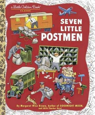 Seven Little Postmen by Golden Books
