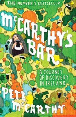McCarthy's Bar book