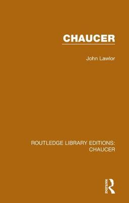 Chaucer by John Lawlor