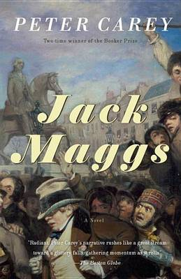 Jack Maggs by Peter Stafford Carey