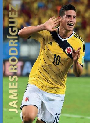 James Rodriguez book