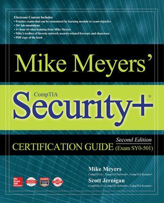 Mike Meyers' CompTIA Security+ Certification Guide, Second Edition (Exam SY0-501) by Mike Meyers