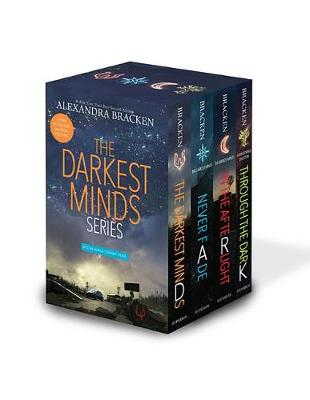 The Darkest Minds Series Boxed Set [4-Book Paperback Boxed Set] by Alexandra Bracken