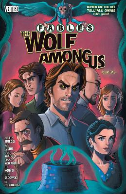 Fables The Wolf Among Us TP Vol 2 book