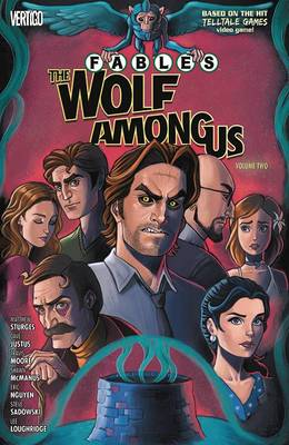 Fables The Wolf Among Us TP Vol 2 by Matthew Sturges