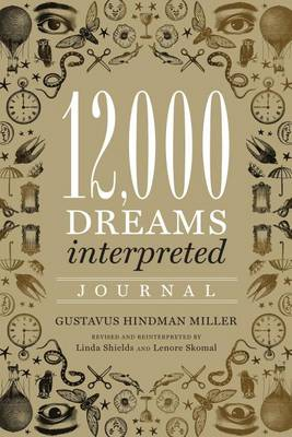 12,000 Dreams Interpreted Journal book