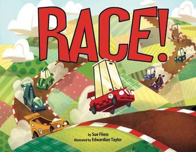 Race! by Sue Fliess