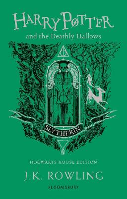 Harry Potter and the Deathly Hallows - Slytherin Edition by J.K. Rowling