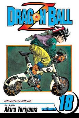 Dragon Ball Z, Vol. 18 by Akira