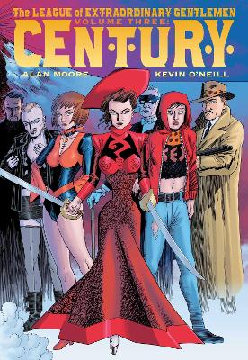 League of Extraordinary Gentlemen (Vol III): Century by Alan Moore