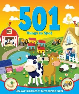 501 Farm Things to Spot by null