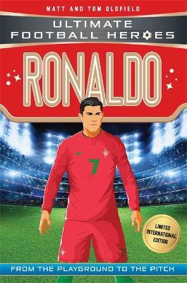 Ronaldo by Matt & Tom Oldfield