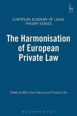 Harmonisation of European Private Law book