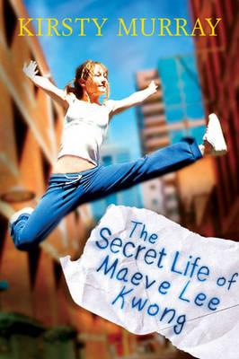Secret Life of Maeve Lee Kwong book