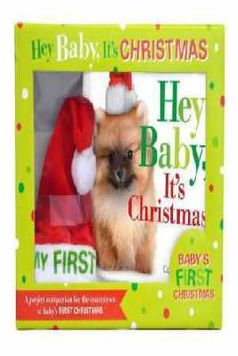 Hey Baby, It's Christmas book