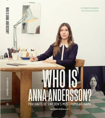 Who is Anna Andersson by Meredith Andrews