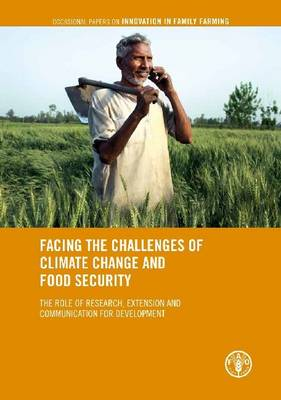 Facing the challenges of climate change and food security by Cees Leeuwis