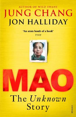 Mao: The Unknown Story book