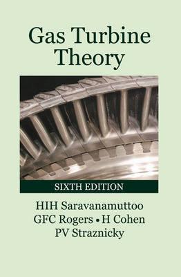 Gas Turbine Theory book