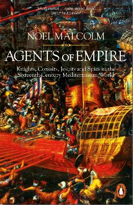 Agents of Empire book