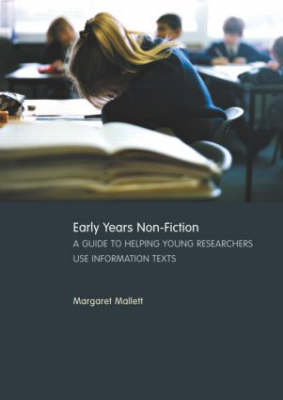 Early Years Non-Fiction book