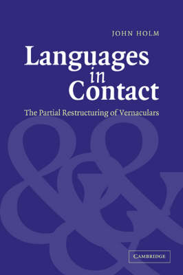 Languages in Contact by John Holm