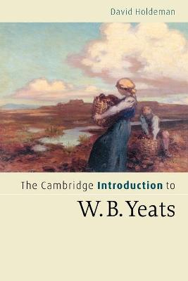 Cambridge Introduction to W.B. Yeats book
