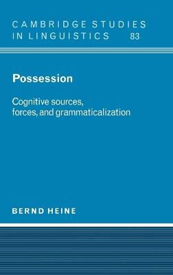 Possession by Bernd Heine