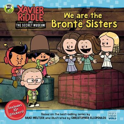 We Are the Bronte Sisters book