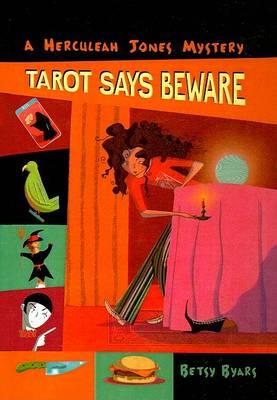 Tarot Says Beware book