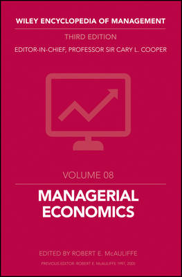 Managerial Economics by Cary L. Cooper