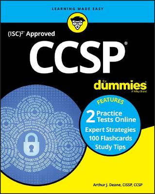 CCSP For Dummies with Online Practice book
