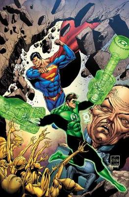 Hal Jordan And The Green Lantern Corps Vol. 5 Twilight Of The Guardians by Robert Venditti