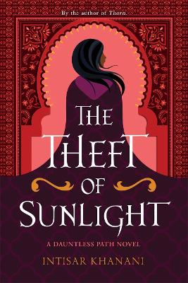 The Theft of Sunlight book
